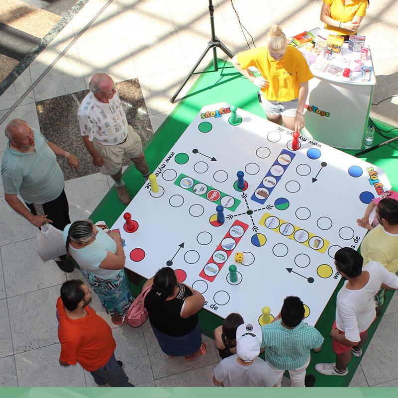 Mega-Memory organisiert von der Eventagentur Zeitgewinn aus Gevelsberg