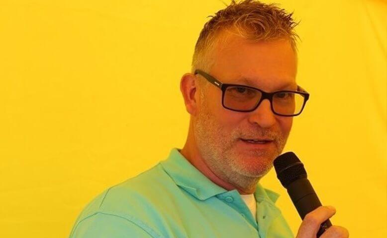 Teamleiter Markus Hoffmann